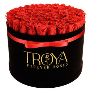 Luxury Forever Roses Box