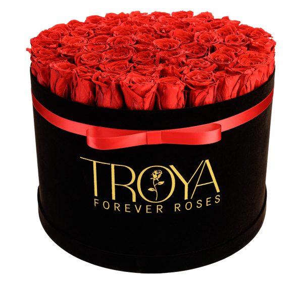 Luxury Forever Roses Box
